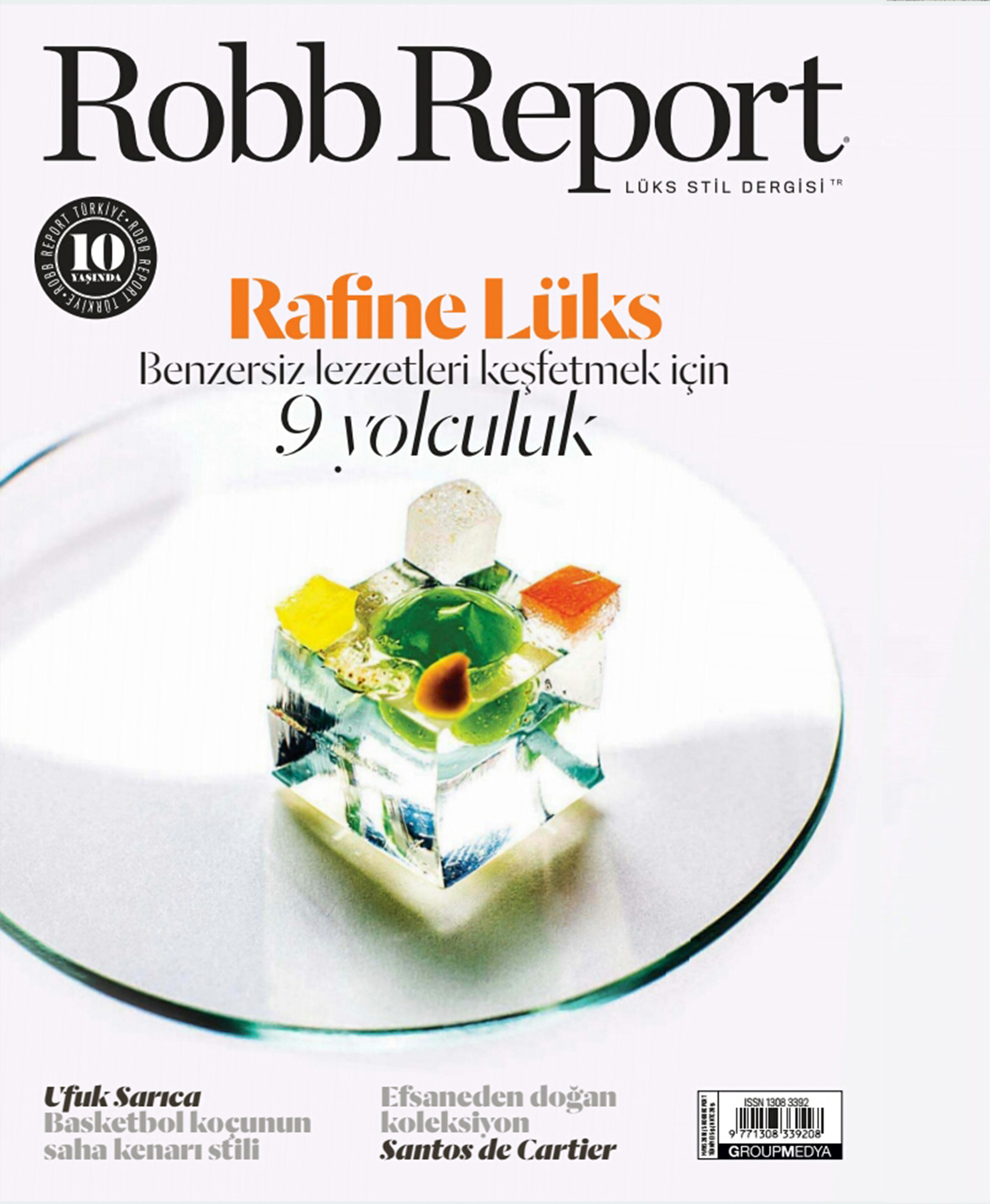 Robb Report 18 May